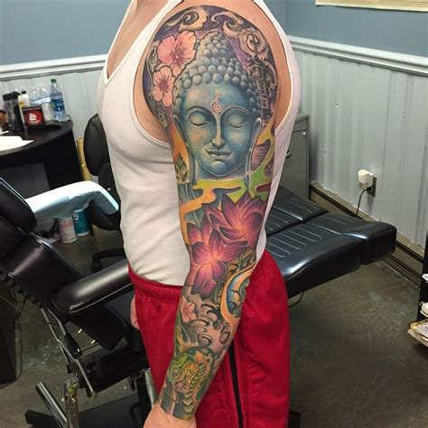 meaningful buddha tattoo designs  buddhist