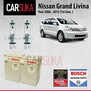 Nissan Grand Livina Spare Parts Catalog