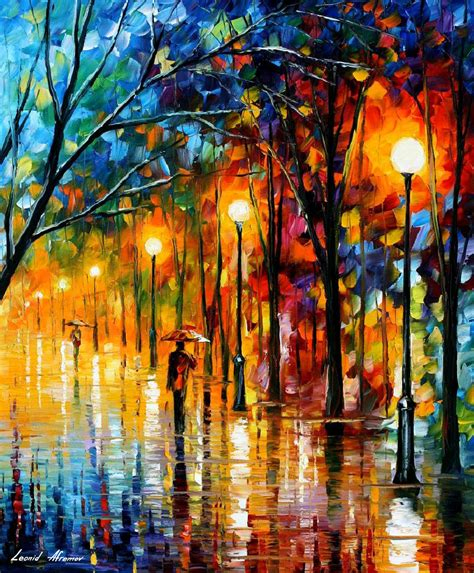 colors for painting the colors of winter palette knife painting on