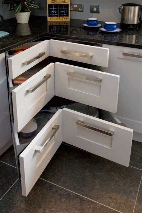 corner cabinet access solutions 17 best images about cabinet interiors storage ideas on