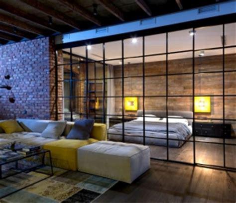 chambre capitonné idées décoration loft aménagement loft inspirations
