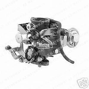 Forklift101 New Toyota Forklift Gas Carburetor   09