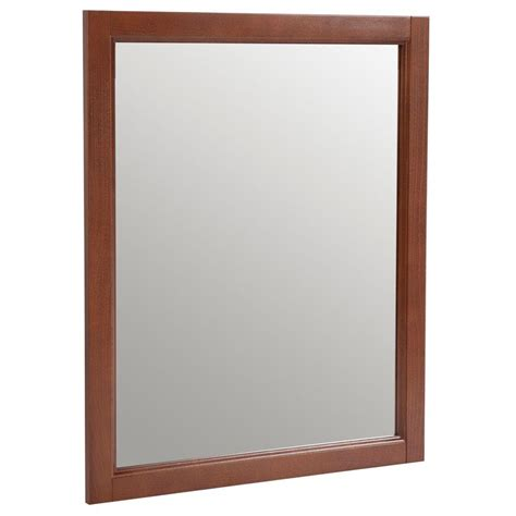 Home Decorators Collection Catalina 26 In Wall Mirror In