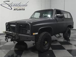 1986 Chevrolet K5 Blazer M1009 For Sale