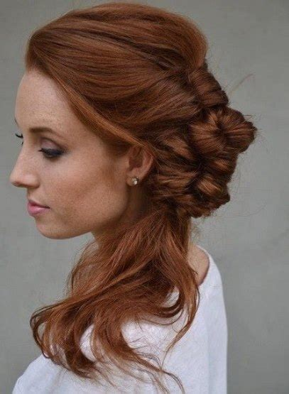 Fancy Side Ponytail Hairstyles 20 best side ponytail hairstyles