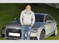 James Rodriguez chased by undercover police at 200 kmh