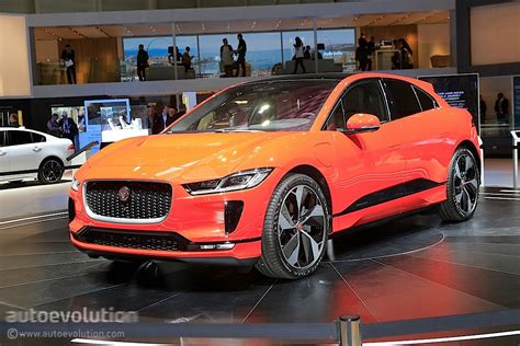 2019 Jaguar Ipace Still Looks Dropdead Gorgeous In