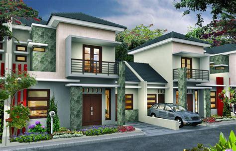 gambar rumah minimalis 2 lantai type 90 desain rumah