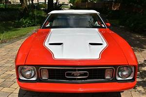 Absolutely Amazing 1973 Mustang Convertible 302 V