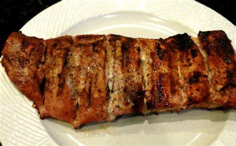 Grilled Cajun Country Style Boneless Pork Ribs 101