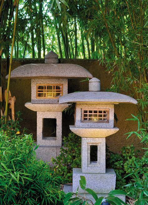 Japanischer Garten Accessoires by Steinlaterne Kanjuji Japanische Steinlaternen