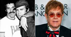 Elton John A Re U00e7u Le Dernier Cadeau De No U00ebl De Freddie