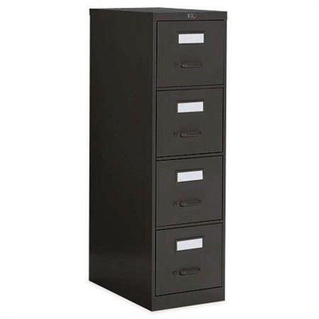 Metal File Cabinet Walmart by Global Office 25 Quot 4 Drawer Vertical Metal File Storage