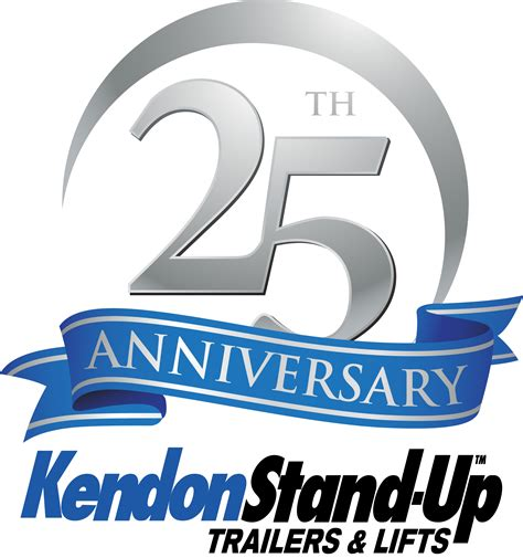 25th anniversary kendon industries announces winners of 25th anniversary logo contest thunder press