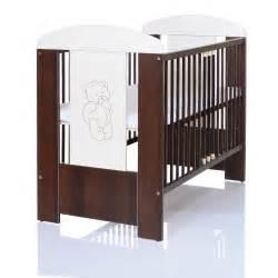 kinderzimmer braun babybett kinderbett 120x60 gitter creme braun mit matratze kinderzimmer möbelset ebay