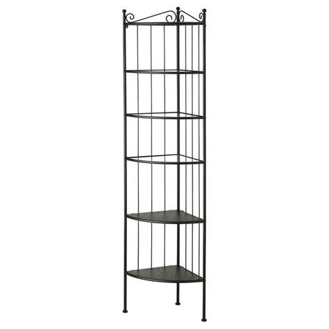 r 214 nnsk 196 r corner shelf unit black corner shelf unit