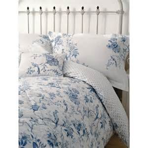 fresh toile bedding and curtains 25542