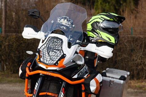 ktm motorrad drei r 228 der motorrad bild touratech zubeh 246 r 2015 ktm 1190 adventure r motorrad fotos motorrad bilder