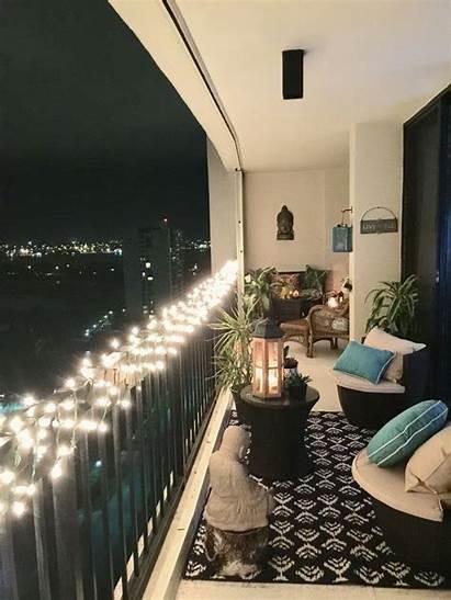 Balcony Apartment Decorating Condo Patio Garden Gartenlove