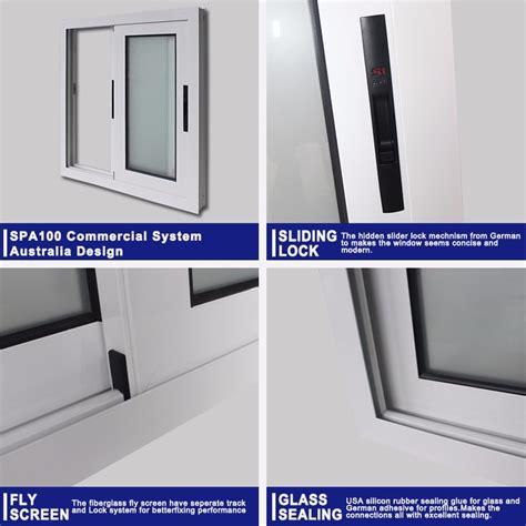 bulletproof glass vertical interior aluminum sliding window price philippines buy interior