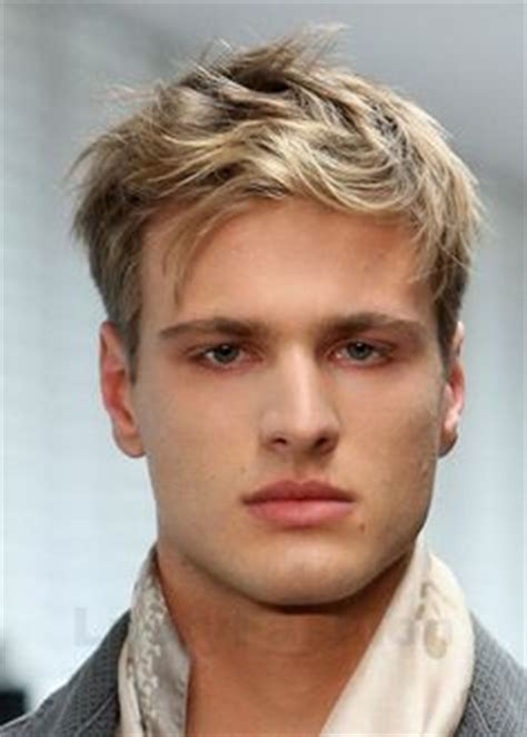 hairstyles for men with thick poofy hair hair pinterest