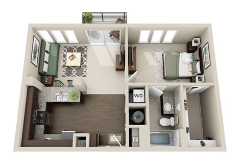 One Bedroom Apartment Layout Ideas by One Bedroom Apartment Layouts Search Houses
