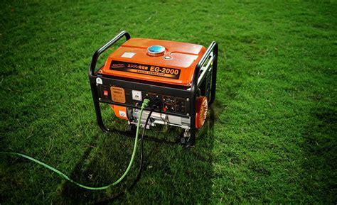 generator space run heater