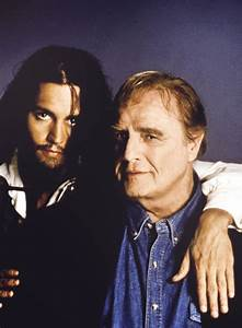 Johnny Depp and Marlon Brando (Don Juan de Marco) | Cinema ...