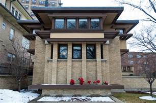 frank lloyd wright prairie style house plans emil bach house buildings of chicago chicago