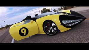 Racer X's Shooting Star - Speed Racer   Das Autos ...