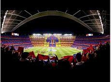 Barcelona vs Real Madrid La Liga Camp Nou Tifo 22032015