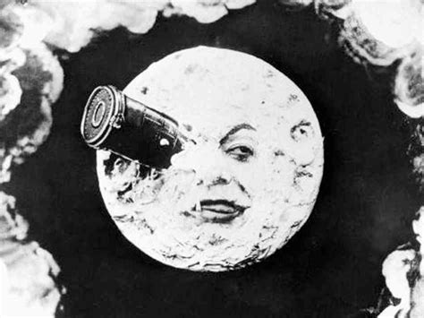 george melies man in the moon in hugo scorsese salutes a movie magician npr