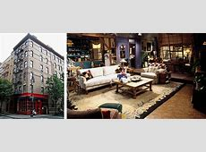 Favorite NYC Apartments on TV