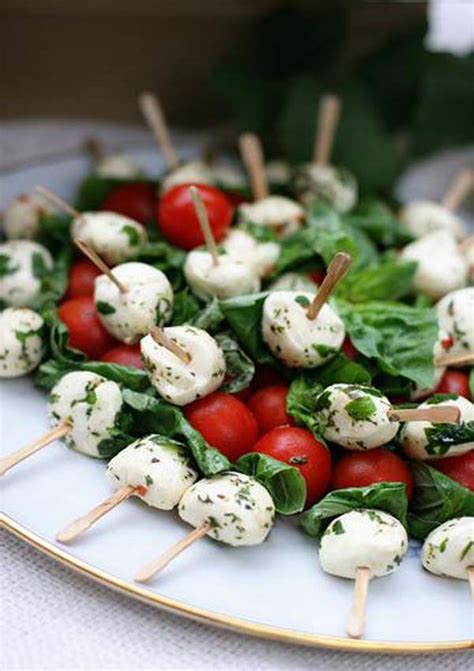 healthy canapes dinner 30 appetizers recipes for and year