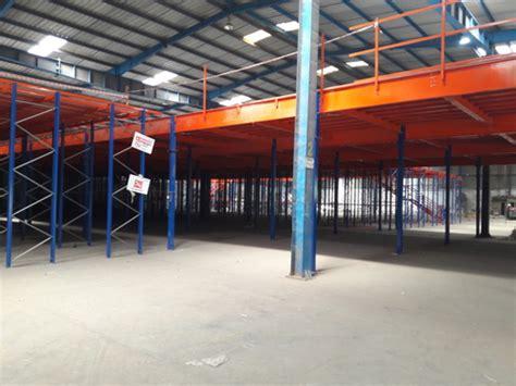 Industrial Mezzanine System In Vasai, Maharashtra, India