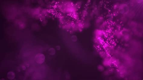 Animated Abstract Pink Background Blurred Stock Footage