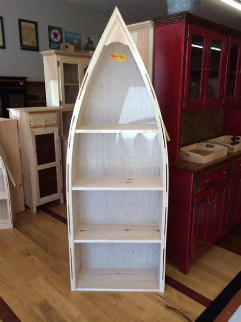 Large Boat Bookshelf by Boat Bookshelf Lam S Unfinished Furniture
