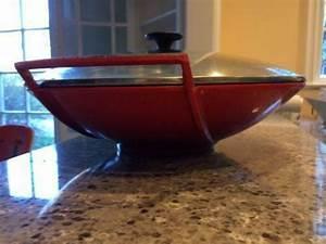 Wok Le Creuset : le creuset wok cookware ebay ~ Watch28wear.com Haus und Dekorationen