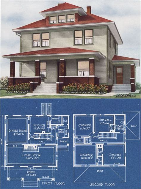 oconnorhomesinccom luxurious modern american foursquare house plans images
