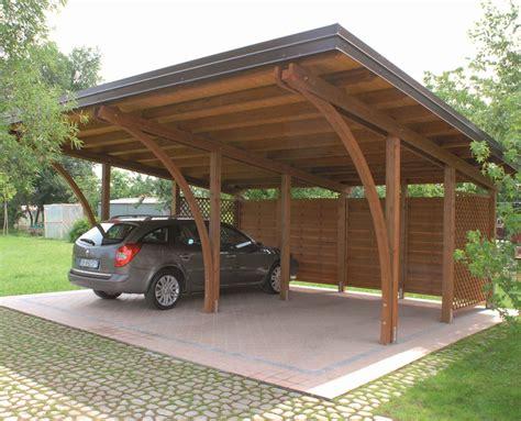 costruire tettoia legno auto tettoia auto in legno con tettoie per auto legno costruire