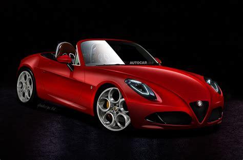 New Alfa Romeo Spider by Alfa Romeo Spider Revealed
