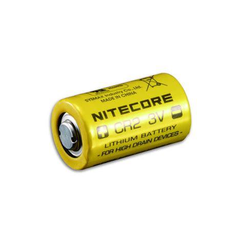 pile lithium 3v pile lithium cr2 nitecore 3v