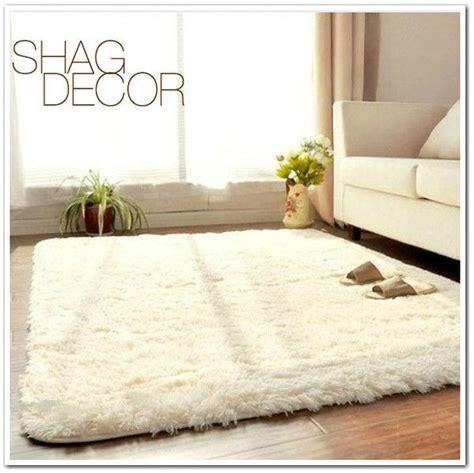 cheap white rug white shag rectangle flokati bello mohawk area rug