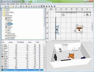 Suite Home 3d : sweet home 3d 1 2 1 pplware ~ Premium-room.com Idées de Décoration