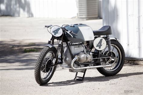Bmw Airhead Parts by Caf 201 Racer 76 Bmw Airhead By Paintworks