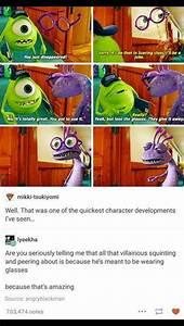 Best 25+ Monste... Disney Monsters University Quotes
