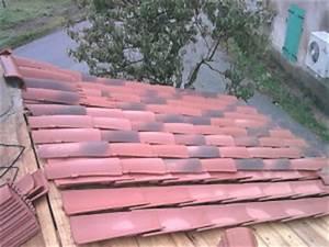 Tuile Tige De Botte : tuile tige de botte au m2 rev tements modernes du toit ~ Premium-room.com Idées de Décoration