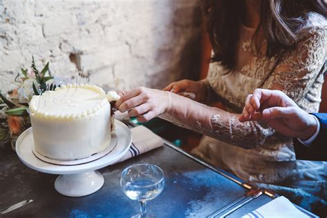 Planned A k Backyard Wedding In Seventeen Days