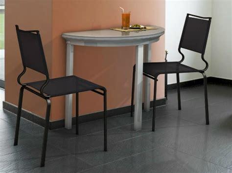 table cuisine petit espace table murale pour une cuisine plus sympa