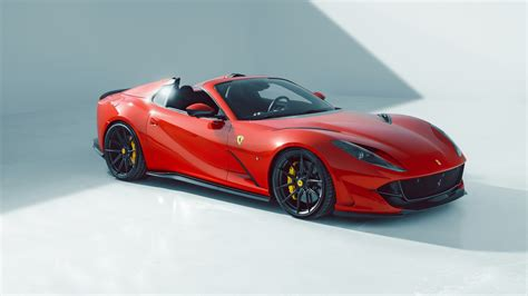 The 812 series is already also optional is the interior. Novitec Ferrari 812 GTS 2021 4K 8K Wallpaper | HD Car ...